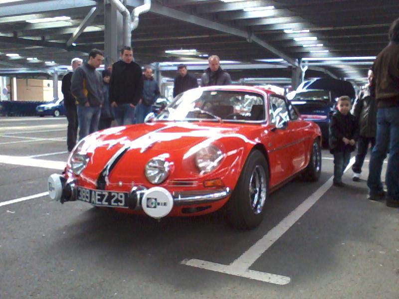 Rencard tous les 1ers dimanche du mois parking leclerc Plougastel toutes marques Photo046