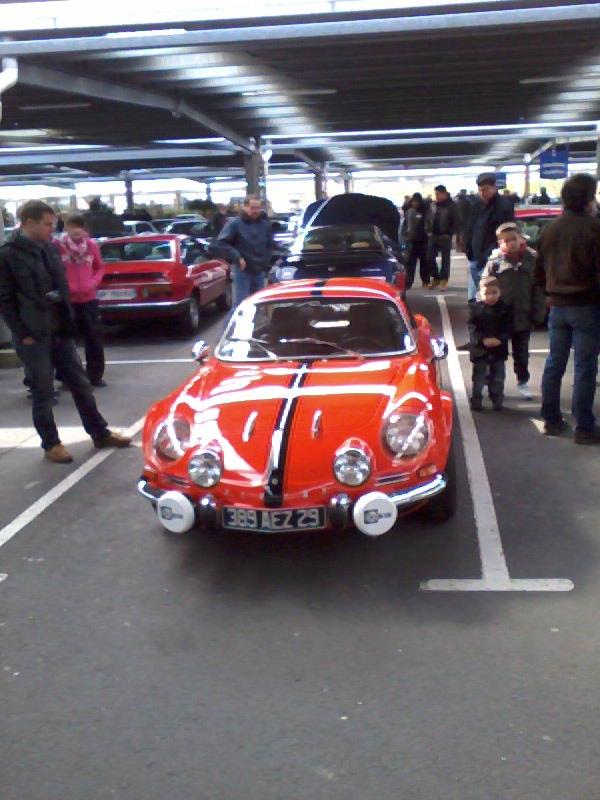 Rencard tous les 1ers dimanche du mois parking leclerc Plougastel toutes marques Photo047