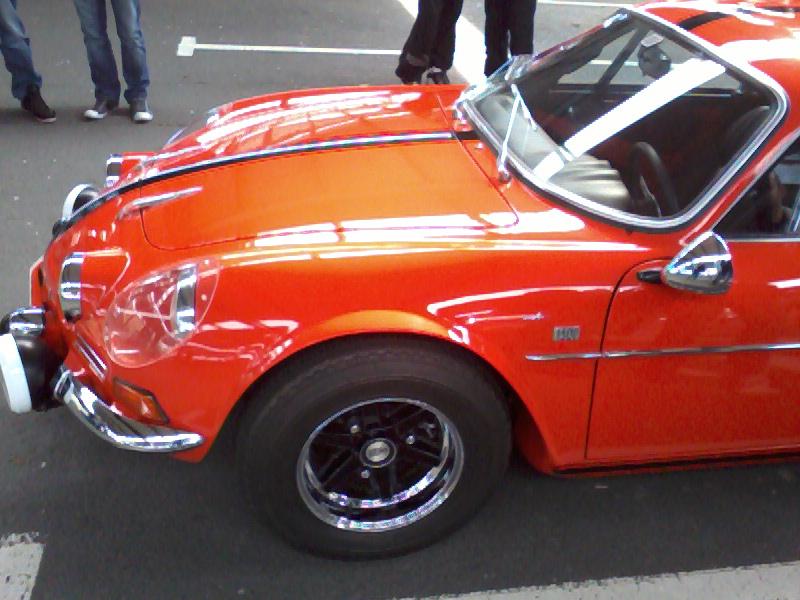Rencard tous les 1ers dimanche du mois parking leclerc Plougastel toutes marques Photo048