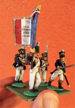 Infanterie de la ligne 28mm 51107010