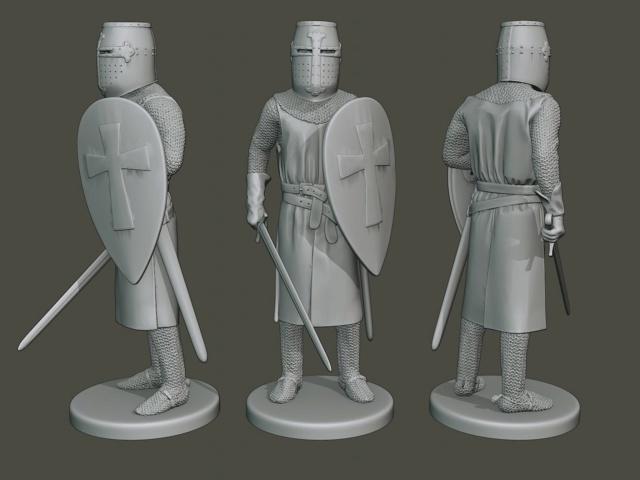 CGTRADER Knight11