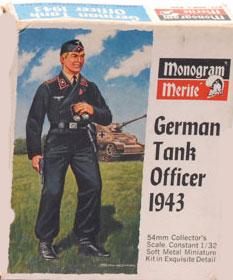 Soldat sudiste marque Monogram 54mm W-mono10