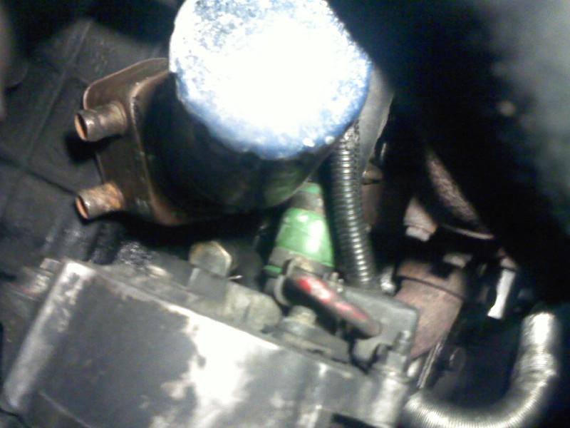 Changement pompe à eau sur un s2 2.5 TD  Pic_0410