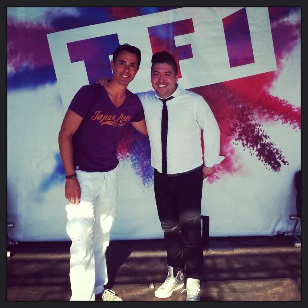 Photos de Chris et l'équipe de la Tournée TF1 à Valras Bsa9ov10