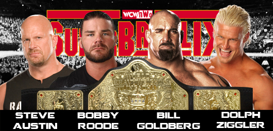 WCW Superbrawl - 24 février 2013 (Résultats) Heavyw10
