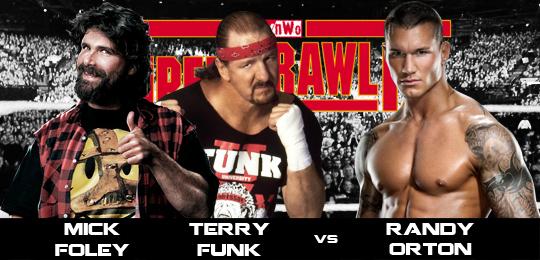 WCW Superbrawl - 24 février 2013 (Résultats) Legend10