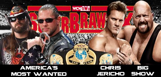 WCW Superbrawl - 24 février 2013 (Résultats) Tagtea11