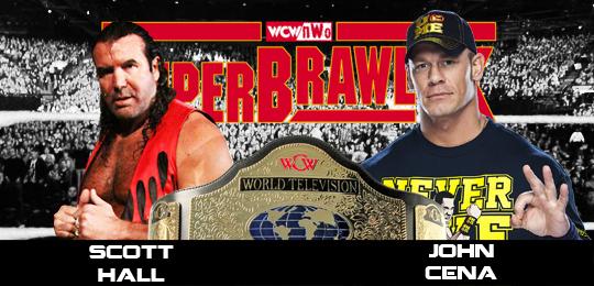 WCW Superbrawl - 24 février 2013 (Résultats) Televi10