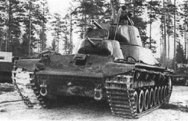 La Série des KV T100-010