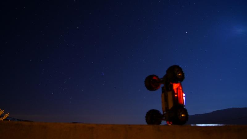 Mini Summit la nuit en mode BULB Dsc01010