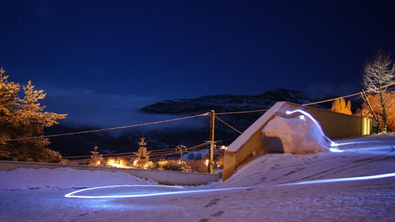 Mini Summit la nuit en mode BULB Dsc01110