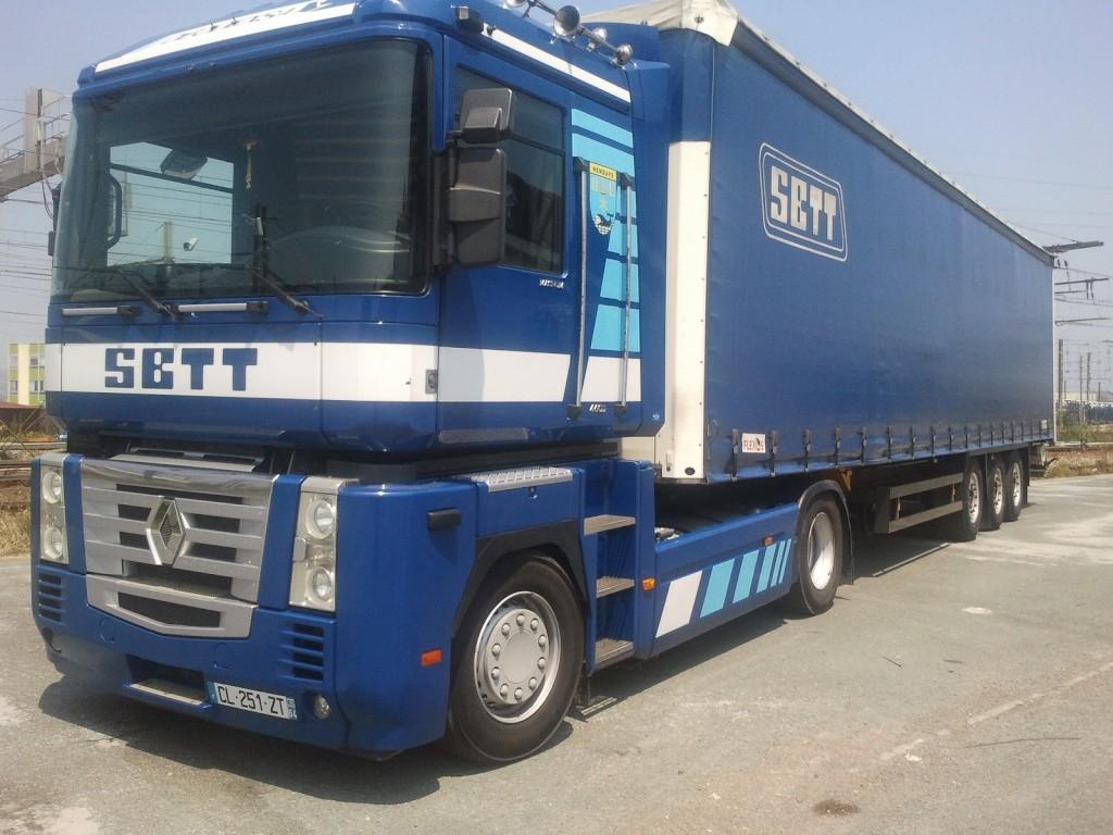 SBTT (Société Basque de Transport et de Transit) (groupe Decoexsa) (Hendaye 64) 93051810