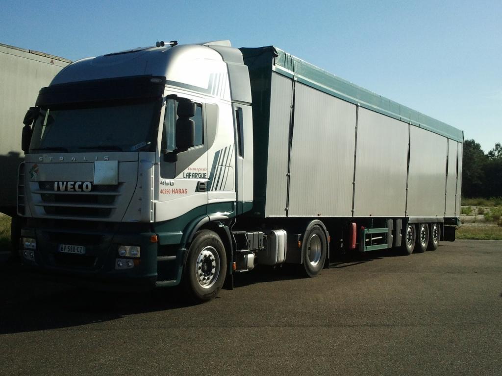 Transport Lafargue  (Habas, 40) 95445610