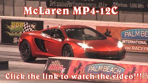McLaren MP4-12C 1/4 Mile Pass 10.3 @ 134 MPH Mclare10