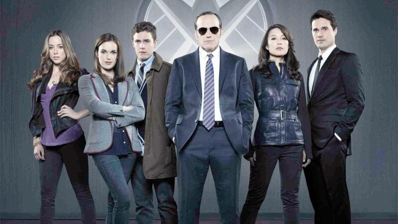 Agents of S.H.I.E.L.D ( Série ) Shield10