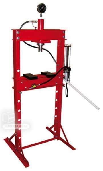 conception et construction presse hydraulique 20T 12668510