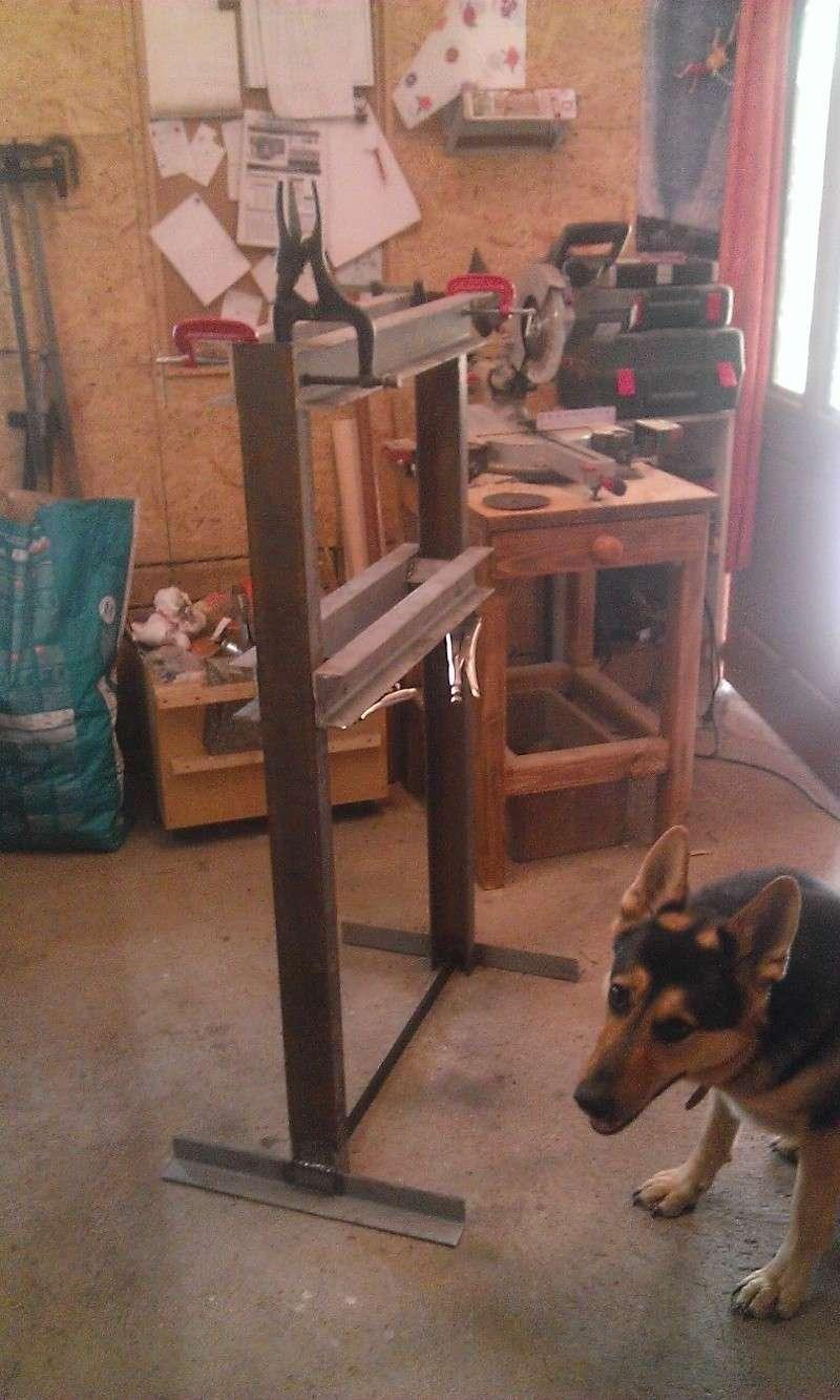conception et construction presse hydraulique 20T Wp_20115