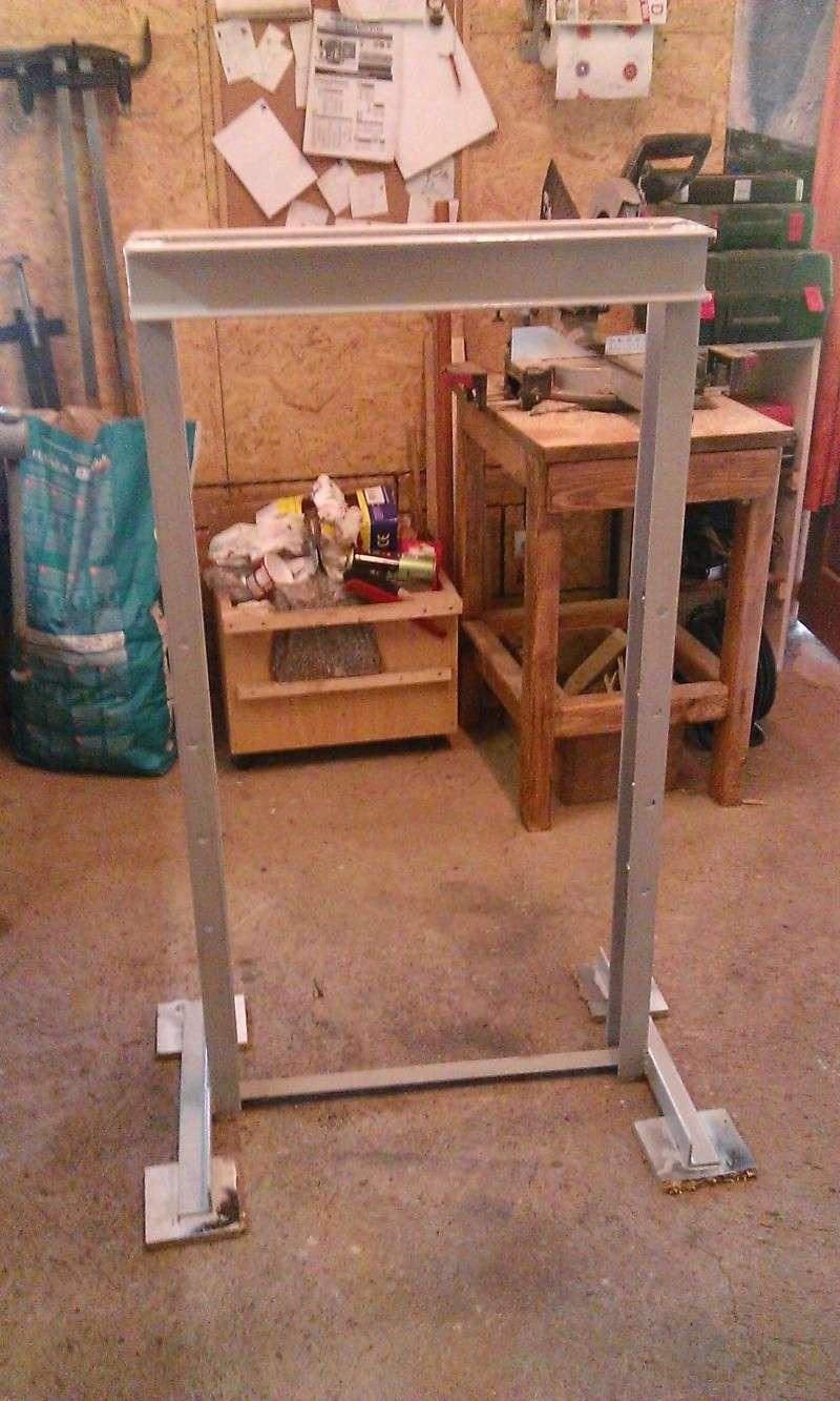 conception et construction presse hydraulique 20T Wp_20120