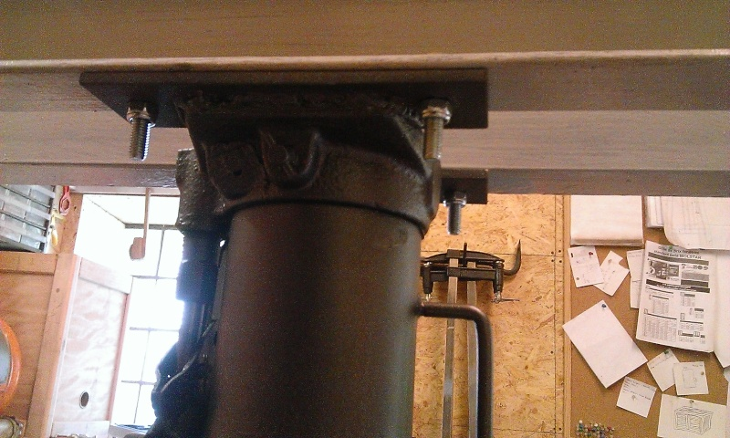 conception et construction presse hydraulique 20T Wp_20124