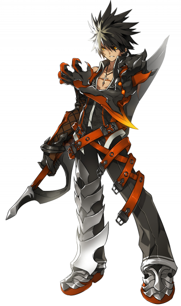 Raven, The infect armor Reckle11