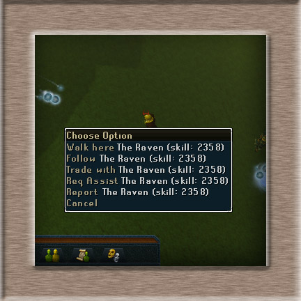 Celebrities on Runescape - Page 6 Raven10