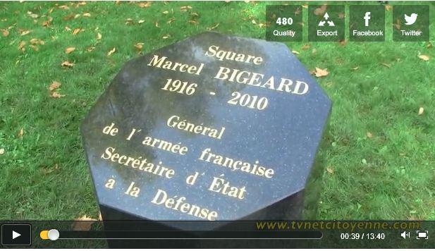 Manifesttation square Marcel Bigeard 22septembre 2012 Bigear10