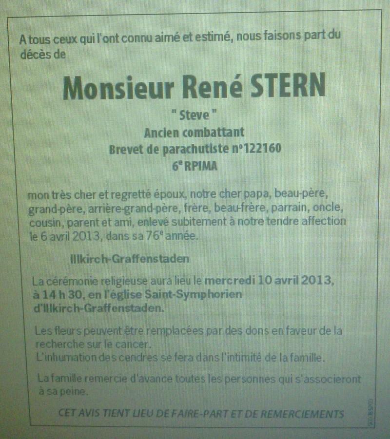 """STERN René dit STEVE porte drapeau et membre de """"Qui ose gagne"""" Img_2010"""