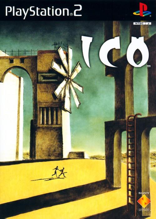 Les plus belles jaquettes du jeu vidéo Ico_ja11