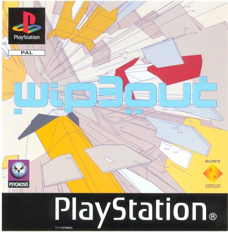Les plus belles jaquettes du jeu vidéo Wipeou10
