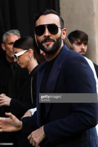 Giorgio Armani Milano fashion week 2019 64303610