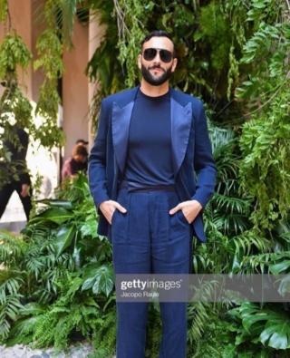 Giorgio Armani Milano fashion week 2019 64727810
