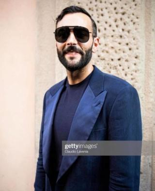 Giorgio Armani Milano fashion week 2019 64736510