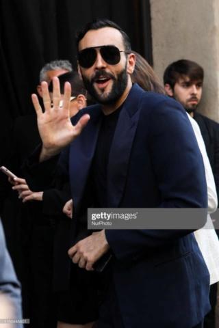 Giorgio Armani Milano fashion week 2019 64744311