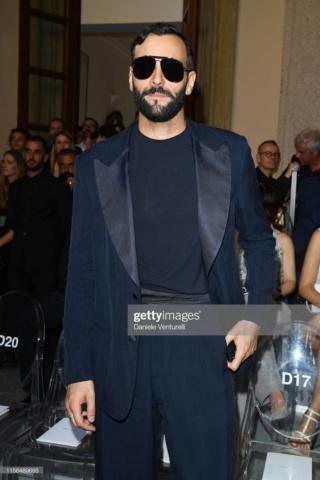Giorgio Armani Milano fashion week 2019 D9rqoz11