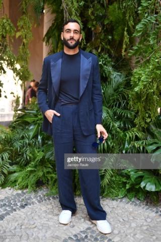 Giorgio Armani Milano fashion week 2019 Gettyi18