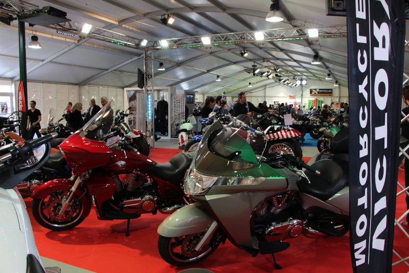Vu au salon moto Cagnes/Mer 20130311
