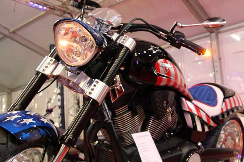 Vu au salon moto Cagnes/Mer 20130312