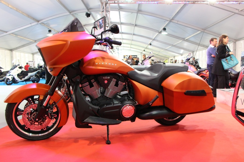 Vu au salon moto Cagnes/Mer 20130317