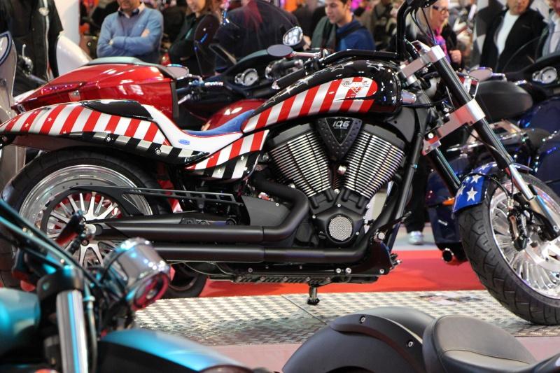 Vu au salon moto Cagnes/Mer 20130318