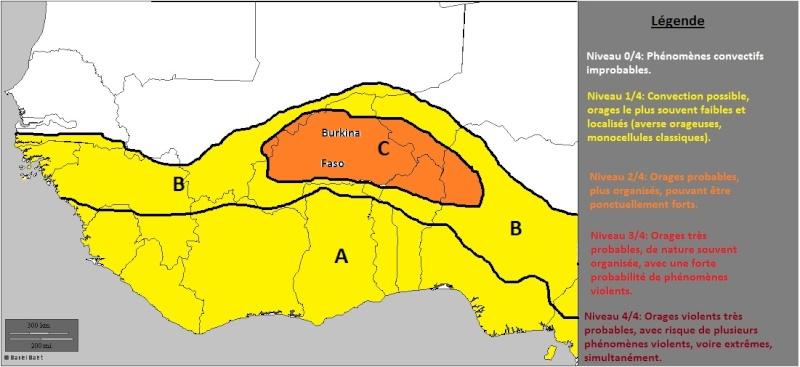 Prévision du potentiel convectif pour l'Afrique de l'ouest (par Youri51) 17_04_10