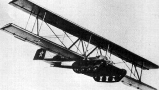 Quelques prototypes soviétiques méconnus ... Antono15