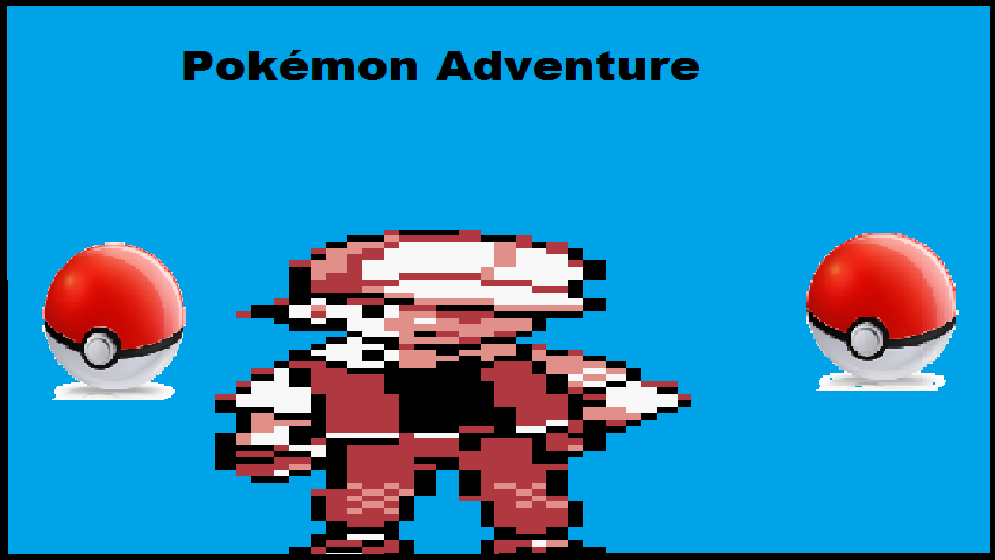 Pokemon Adventure
