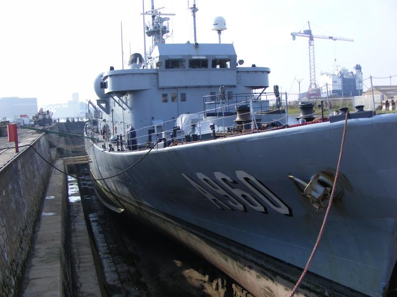 Visite à Bubu sur le GODETIA à Dunkerque Godati10