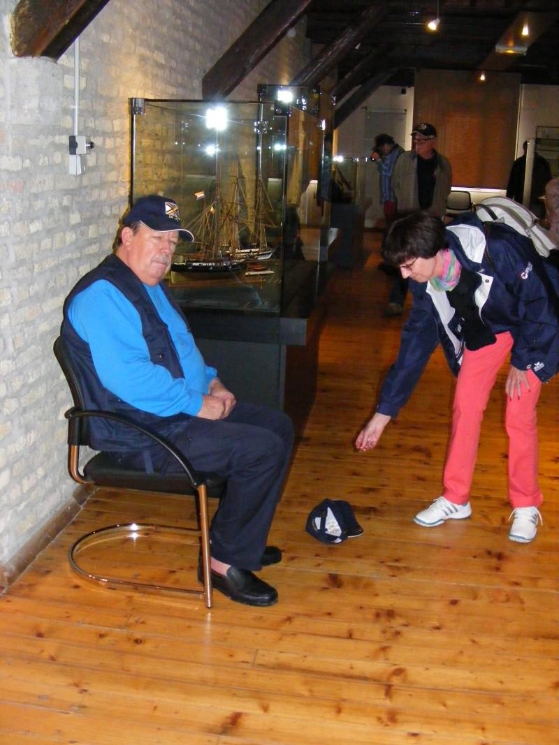 Retour de la visite du Jean Bart à Gravelines. Gravel16