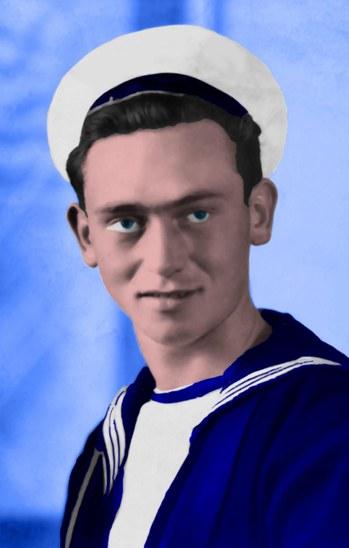 Aloo, ik ben geen ex van de zeemacht Papaze13