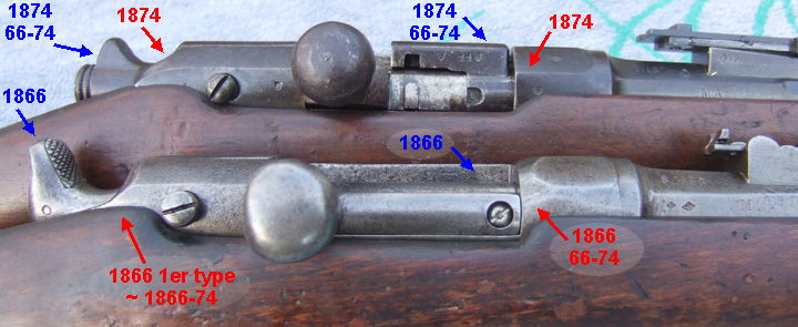 GRAS Mod 1874 recalibré chasse - Page 4 Chasse11