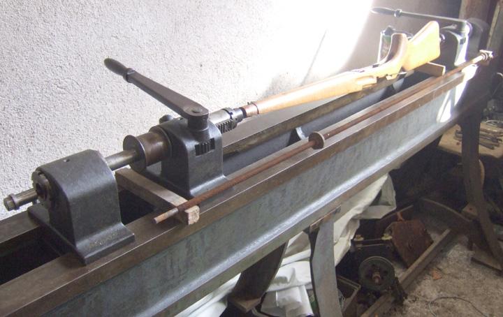 Fabrication d'une machine à copier les crosses (du moins tentative de...) - Page 2 Copieu14