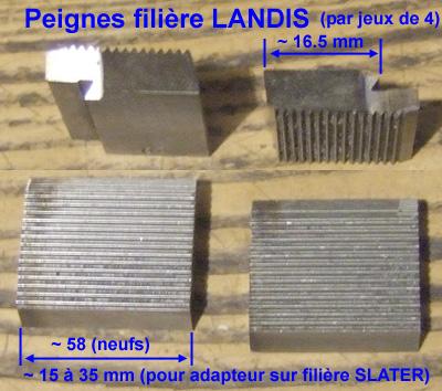 Kits de visserie Lebel / Berthier (Chassepot / Gras) Peigne10
