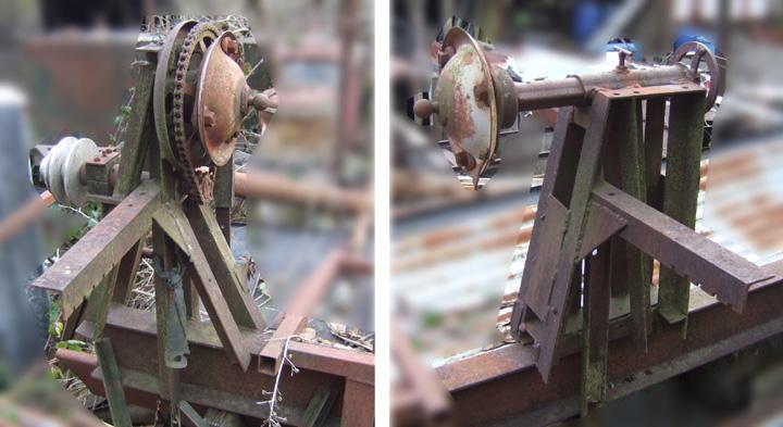 Fabrication d'une machine à copier les crosses (du moins tentative de...) - Page 2 Tour-c11