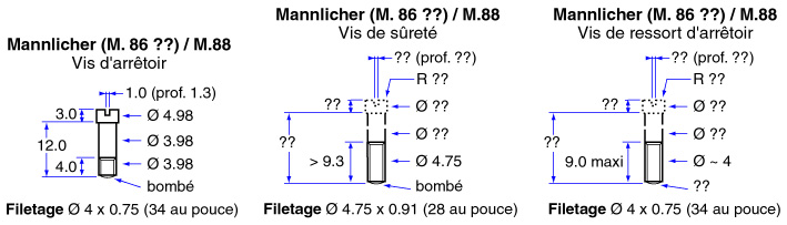 Reconstruction d'un Mannlicher 1888 Vis_ma13